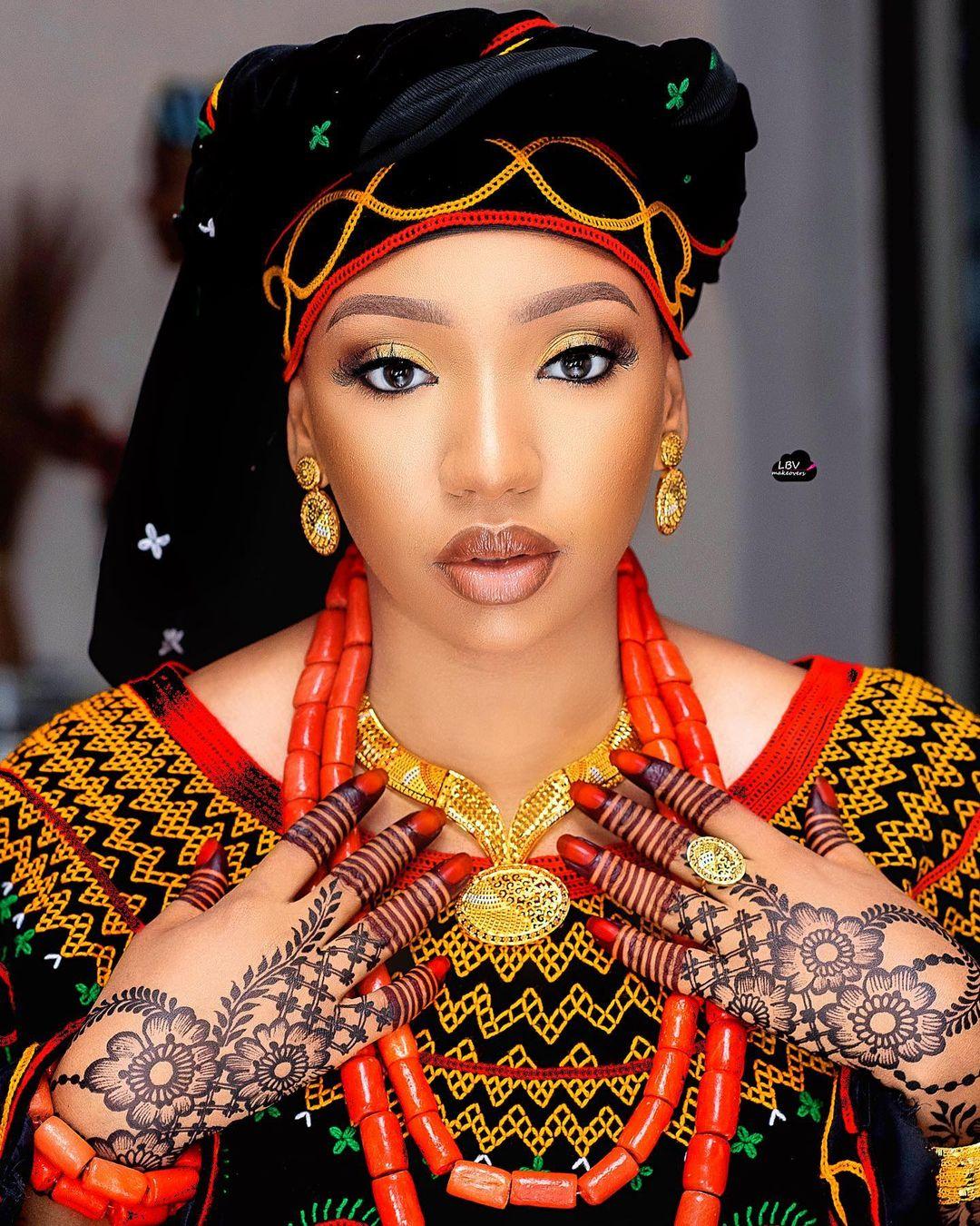 Beautiful Hausa Brides